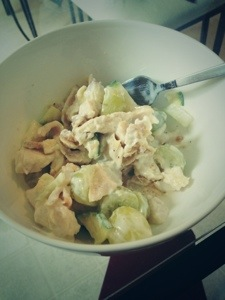Chicken Salad - Success!