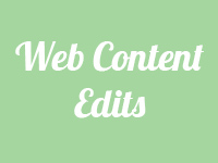 web content button